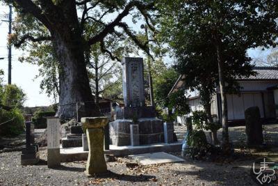 北郷蔵人の墓(八幡神社)