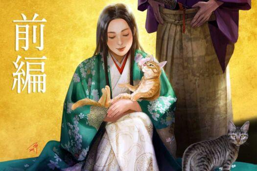 亀寿生誕450年特集①「亀寿、孤独と波瀾の生涯(前編)」